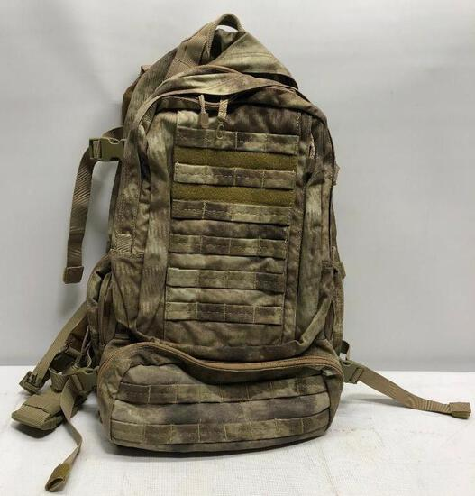 Condor Back Pack A-TAC 3 Day Assault Pack. MSRP:$129.95
