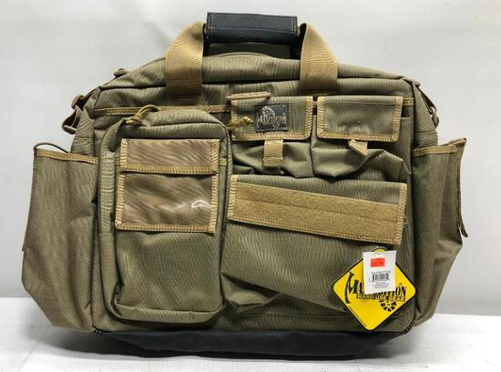 Maxpedition Aggressor Attache Back, MSRP:$195.99