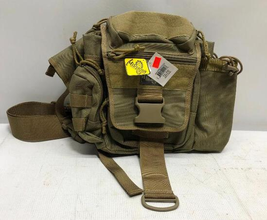 Maxpedition Jumbo S-TYPE Back Khaki