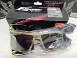 Edge Tactical Hamel Polarized Gradient Ballistic Glasses Smoke Lens Multi Cam