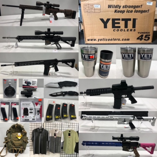 Gun & YETI Store Liquidation Omaha May 9