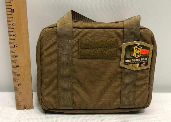 HSG Pistol Soft Case - Coyote