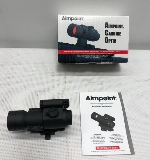 Aimpoint 200174 Carbine Optic SN: 4027060