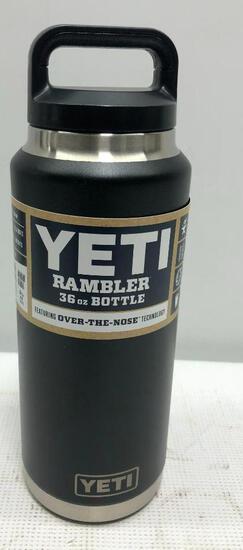 YETI Rambler 32 oz Bottle - Black