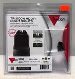 Trijicon HD XR Night Sight Set - Orange Front Outline for Glock 42 & 43