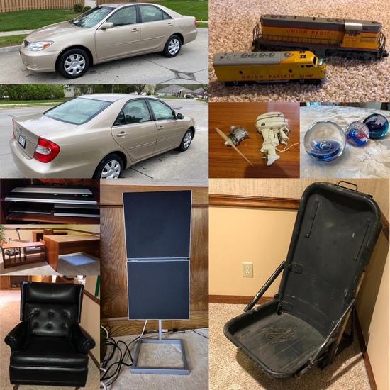 Cinco De Mayo ESTATE Auction w/ Toyota Camry Omaha