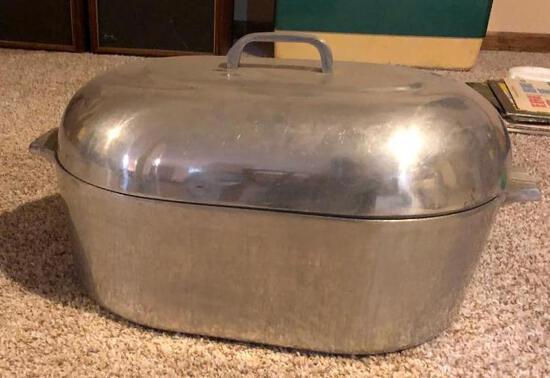 Wagnerware Magnalite Roaster Pan