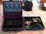 Jewelry Case with some jewelry