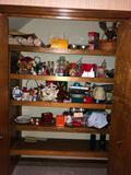 Huge Assortment of Christmas and Holiday Decorations and Supplies, See Pictures