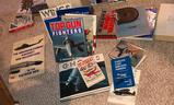 Several Aviation, Airplane and War Plane Related Books