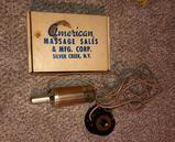 American Massage Sales Electric Vintage Massager