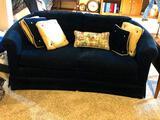 Sofa, 2 Cushion, Clean