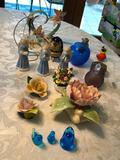 Goebel Hummel Figurines and Other Ceramic and Holiday Figurines