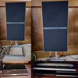 Bang & Olufsen of Denmark - Receiver, (2) Tape Decks & Turn Table & 2 Speakers - See Info Below