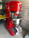Hobart Legacy HL662-1STD 60 Qt. Commercial Planetary Floor Pizza Mixer, 200/240V, 2 7/10HP w/ Bowl,