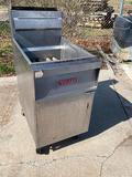 Vulcan Hart 1GR85A Gas Floor Fryer