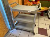 Rubbermaid Utility Cart