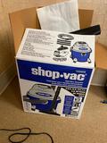 NEW Shop-Vac 6 Gallon, 3HP Wet/Dry Vacuum w/ Orig. Box & Filter