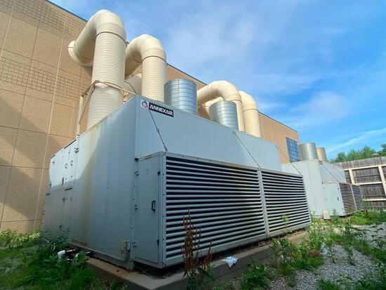 Annexair ERP-E-40-FP-HG, HRU-2 Air, Energy & Heat Recovery Unit for Indoor Water Park Air