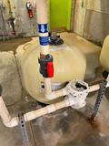 Pentair Triton II Commercial Sand Filter, Pump & Flow Valve