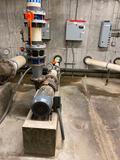 Slide Pump Starter, 3ph High Efficiency Motor, Suction Pump