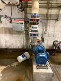 Propulsion Pump, Suction Pump, Starter, Strainer