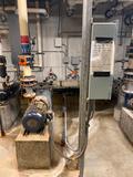 Starter, Pump, Strainer, GE 300-Line Control