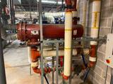 Armstrong Shell & Tube Heat Exchanger Model: W-124-212-1