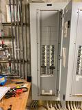 Siemens P3 800 Amps Max Panel, Full of Breakers, Cat. No. P2E68ML800ATS