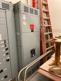 Siemens Switchboard Type/Cat. No. SB1 Rev. A, System: 480Y/277V, 3ph, 4W