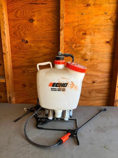 Echo Internal Piston Pump Model MS-403