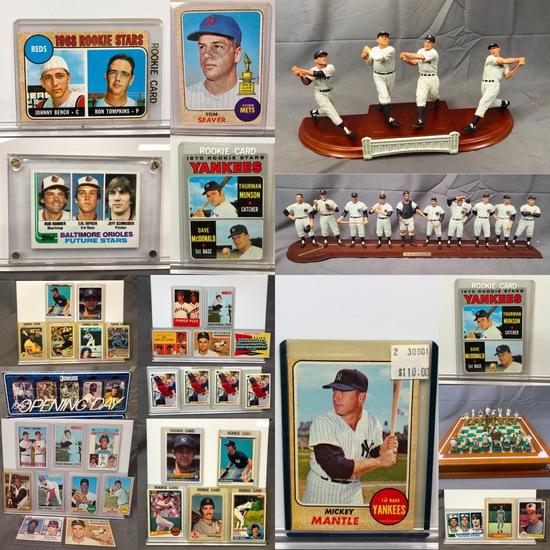 Coach Tony Pane Baseball /Sports Cards Memorabilia