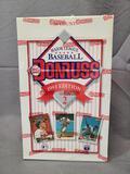 1993 Donruss Major League Baseball Series 2 Wax Packs - Factory Sealed