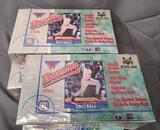 (4) 1994 Bowman Baseball Wax Packs - Factory Sealed