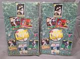 (2) 1992 Fleer Ultra Baseball Cards Wax Packs - Factory Sealed