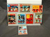 Lot of 8; Topps Baseball Leaders' Cards - See Pictures