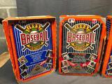 Lot of 6; (4) 1992 Upper Deck, Classic Best - The Minors?? & Classic Best Minor League Baseball