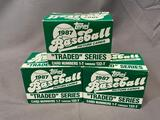 (3) 1987 Topps Baseball Picture Cards