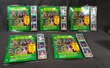 (5) SCORE 1989-90 Baseball 100 Hottest Rookies Value Packs - Factory Sealed