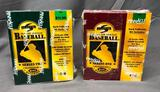 (2) PINNACLE 1996 Major League Baseball Collector Baseball Kits - Factory Sealed