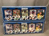 (2) 1987 Donruss Opening Day Boxes - Factory Sealed