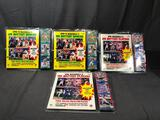 (4) 1990-91 Score 100 Hottest Rookies Value Packs Limited Edition - Factory Sealed