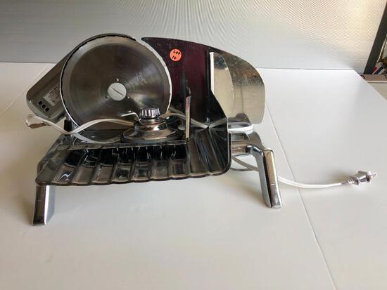 Rival Electric Meat Slicer Model 1030V6