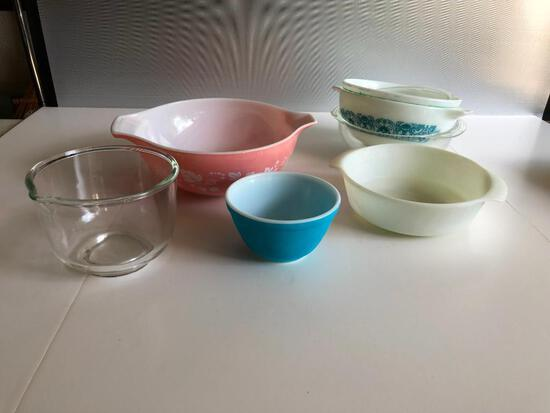 Pyrex Serving Bowls