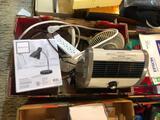 Lasko Electric Heater, Lamp, Holmes Fan, Coffee Warmer