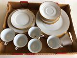 Noritake Heritage China 2892 Dinnerware Set