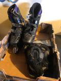 Roller Blades, Pads Size 9