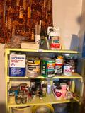 Contents of Shelves, See Images for Details