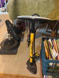 Joe Blow Bicycle Pump