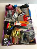 Huge Box of Office Supplies